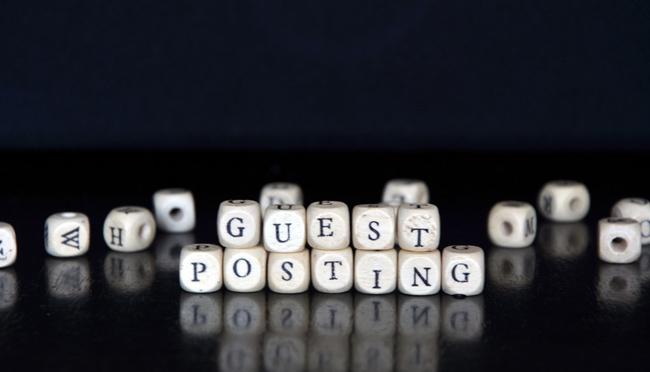 Είναι καλή ιδέα να φιλοξενείτε αναρτήσεις επισκεπτών στο blog σας;