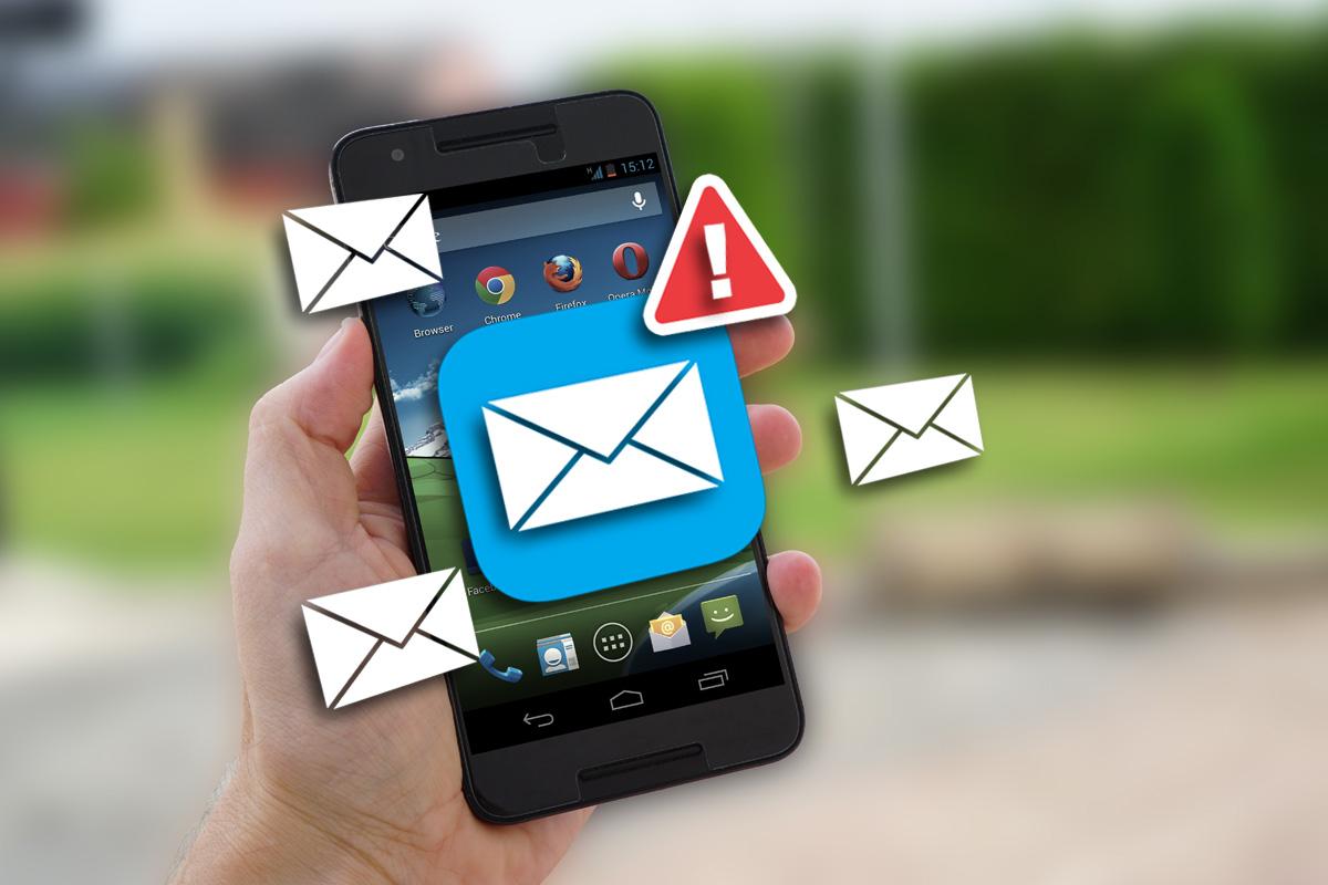 Mobile e-mail clients