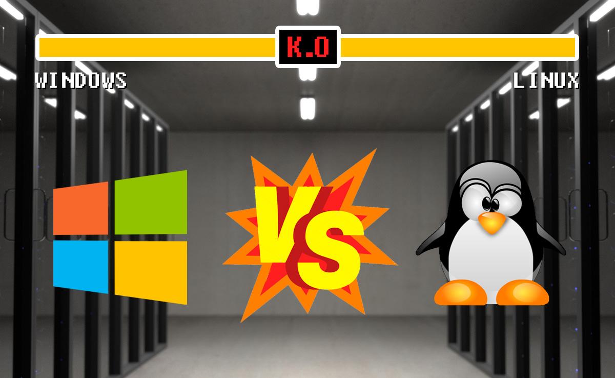 Λειτουργικό Σύστημα: Windows vs Linux για Web Servers