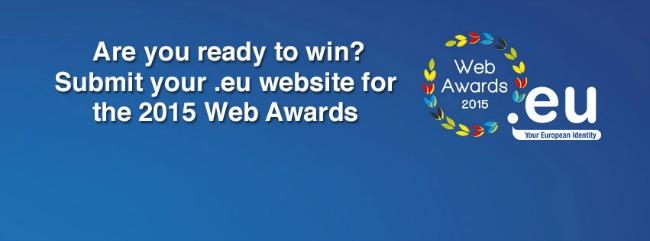 Διαγωνισμός .EU για το Καλύτερο Website