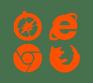 Συμβατά με όλους τους γνωστούς browser