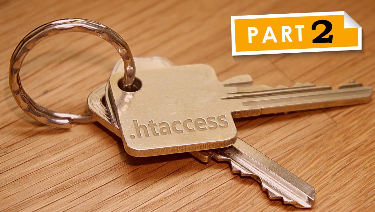 Πώς να προστατέψουμε το Website μας μέσω του .htaccess – Part 2