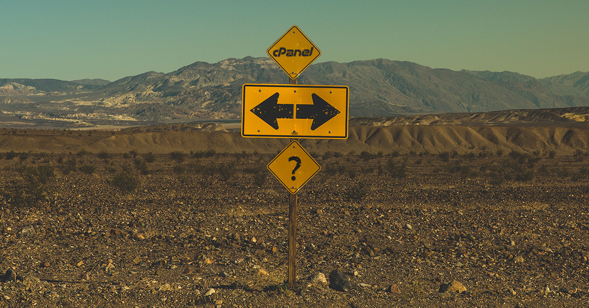 cPanel: Αλλαγές τιμών ή αδειών;