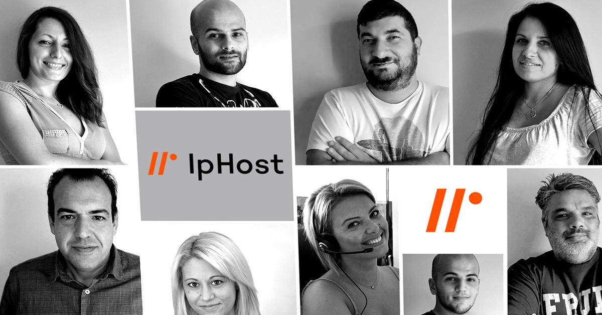 IpHost Success Story: Οι Άνθρωποι. Τι άλλο;